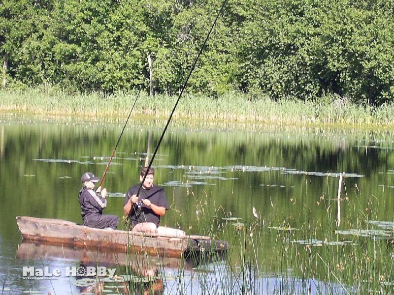 Рыбалка в Псковской области: лучшие места на карте ТОП-10