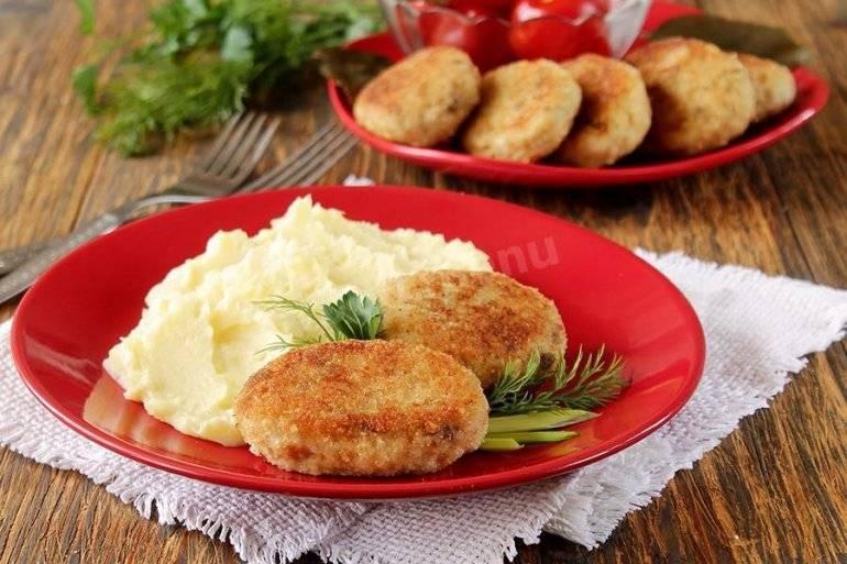 Котлеты из толстолобика рецепты приготовления пошагово
