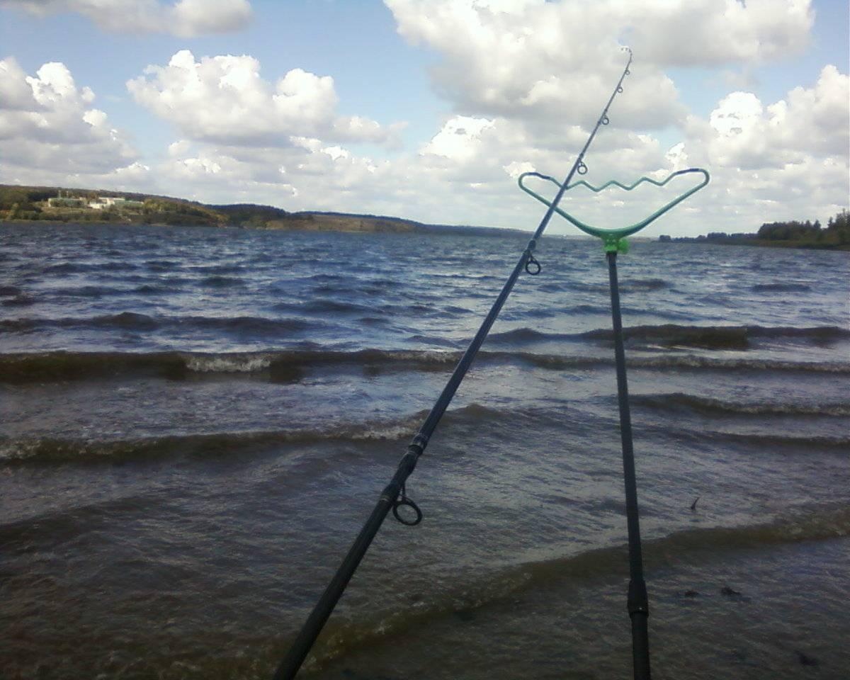 При каком ветре лучше клюет рыба