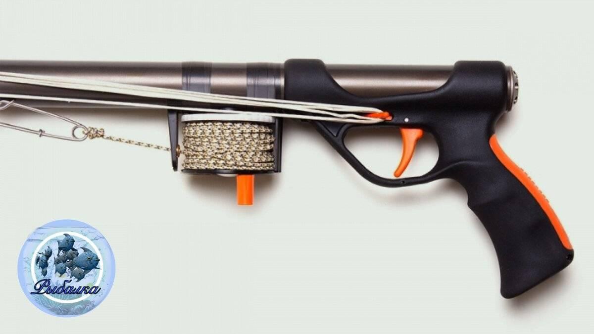 Подбор ружья для подводной охоты в разных средах