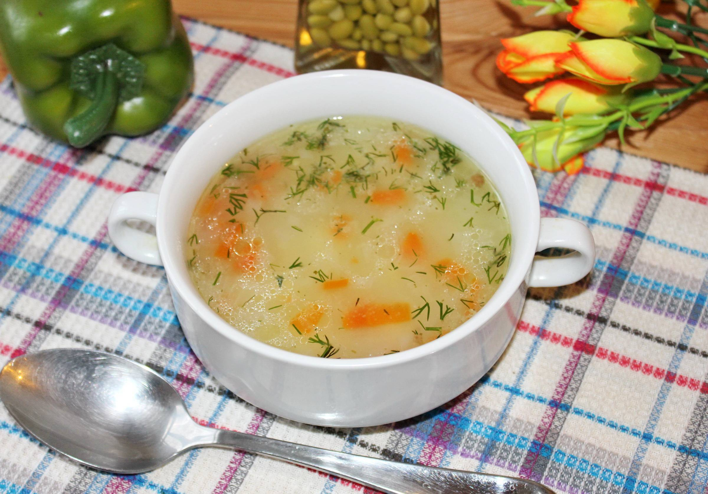 Рецепты раковый суп