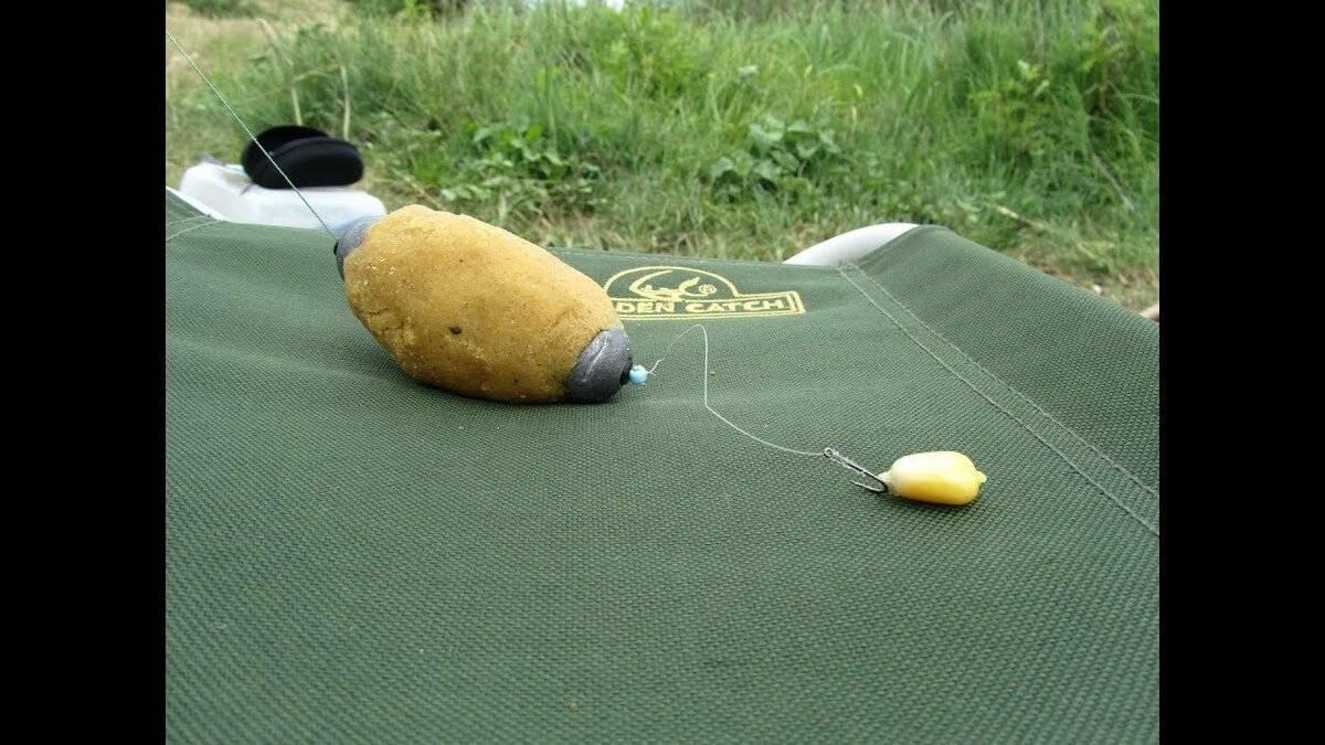 Весенняя рыбалка на карпа