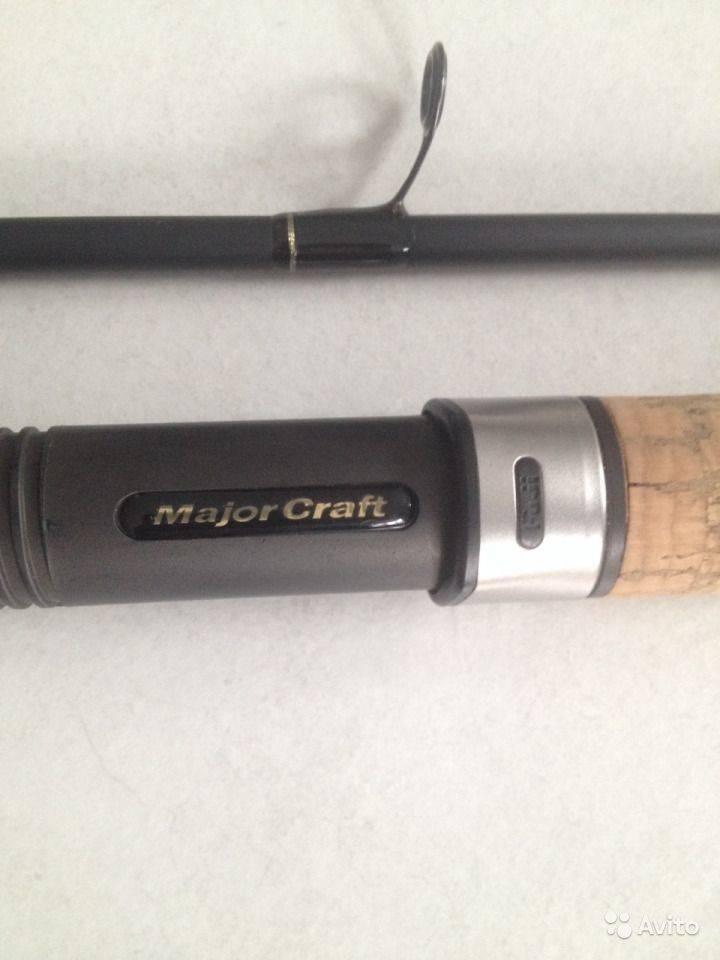 Спиннинг major craft (для кастинга, джига), отзывы о бренде мэйджор крафт