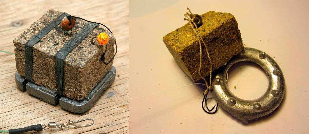 Оснастка для ловли на жмых сазана