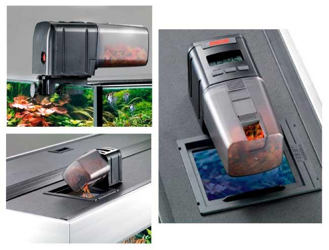 Автокормушка для аквариума. плюсы и минусы кормушек для рыб