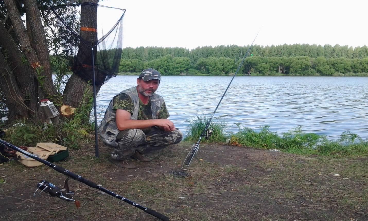 Рыбалка в Пензе и Пензенской области