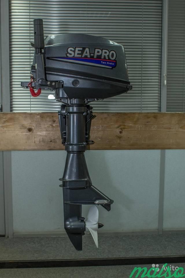 Лодочный мотор sea pro f 5 s отзывы, характеристики, цена, недостатки