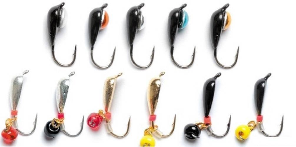 Мормышки на плотву для зимней рыбалки — лучшие 10