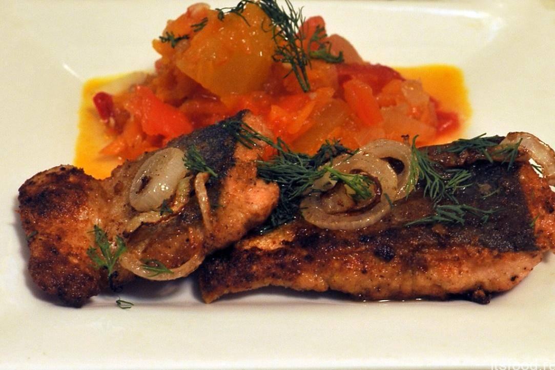 Рыба под маринадом - рецепт с фото пошагово: классическое приготовление в духовке и в мультиварке