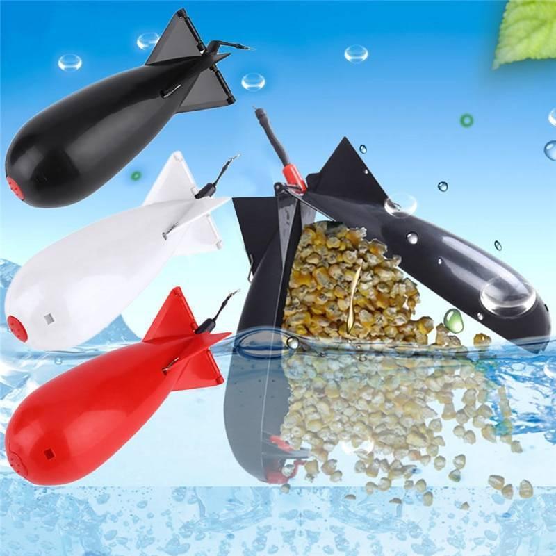 Делаем прикормки для ловли рыбы своими руками