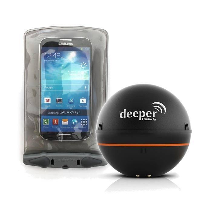 Эхолоты deeper: pro и smart sonar pro plus, беспроводной chirp+ и start, другие модели. отзывы владельцев