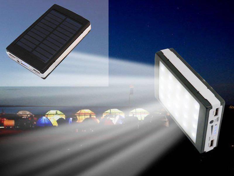 Power bank с солнечной батареей: как выбрать и принцип действия