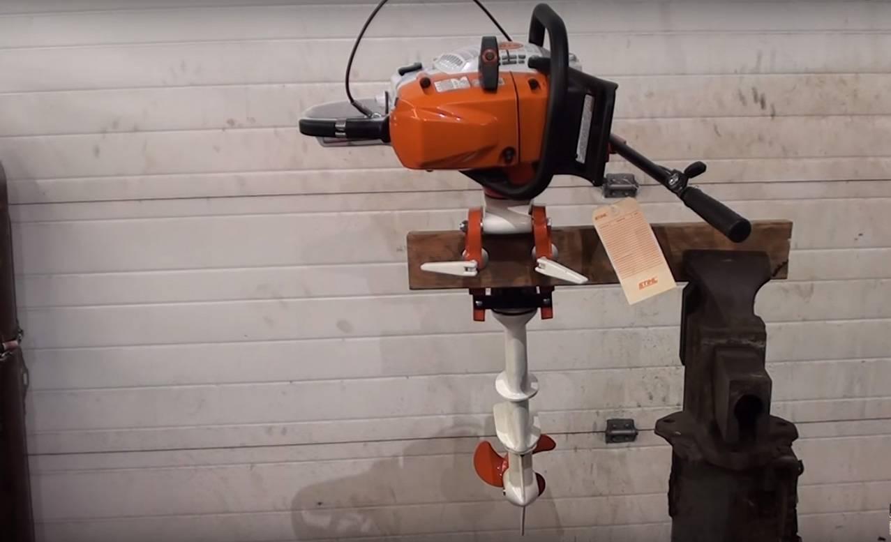 Мотор с триммера на велосипед и самокат — пошаговая инструкция