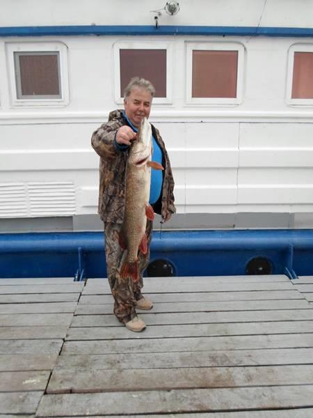 Васильсурская слобода: платная рыбалка и отдых