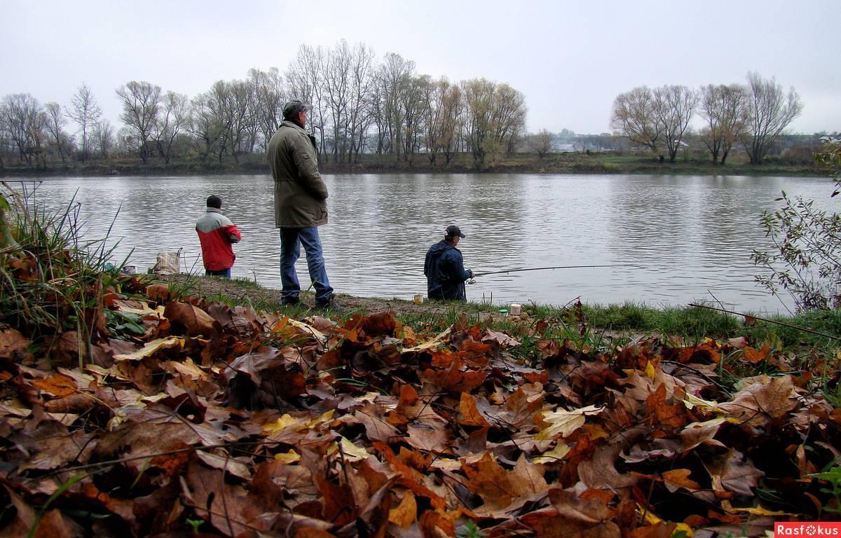 Особенности рыбалки осенью