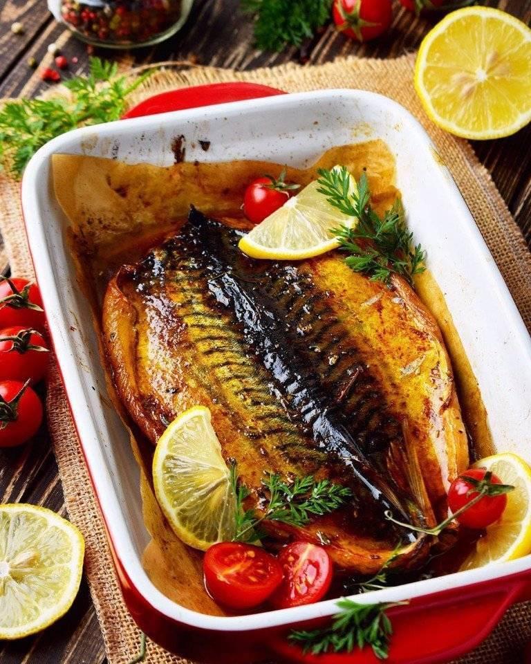 Рыба - рецепты
