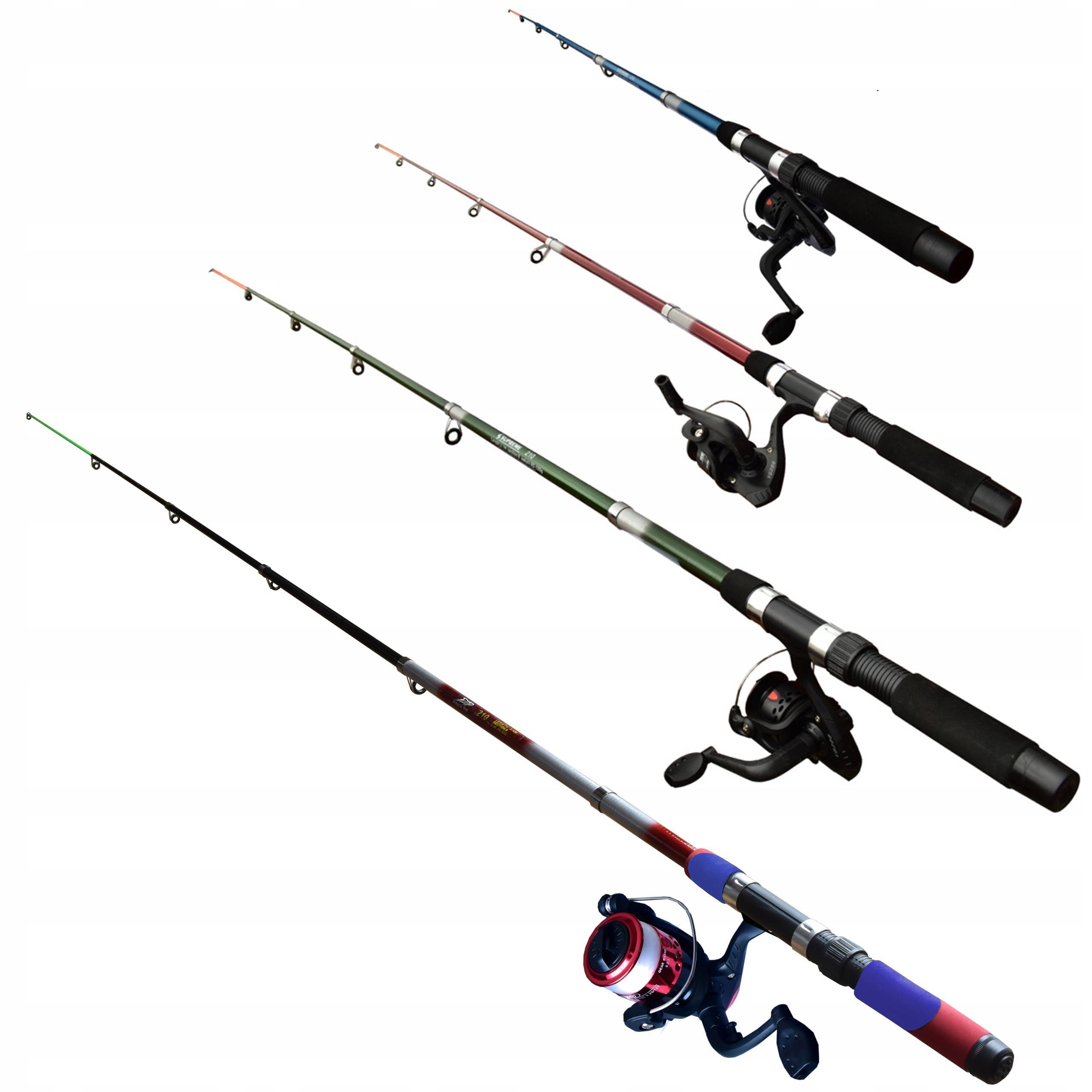 Выбор удочки для рыбалки для начинающих - поплавочная удочка, фидер, спиннинг