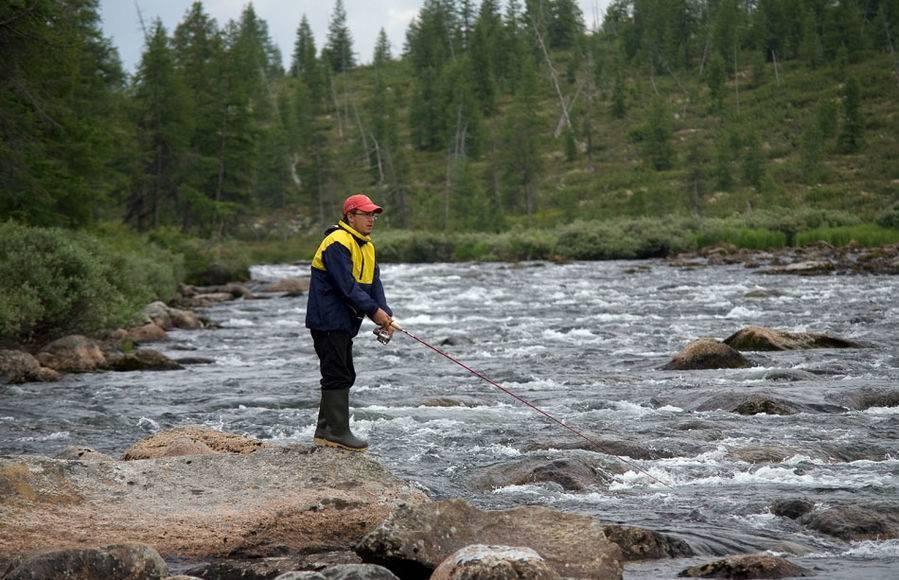 Места для рыбалки в кемеровской области – платная и бесплатная рыбалка!
