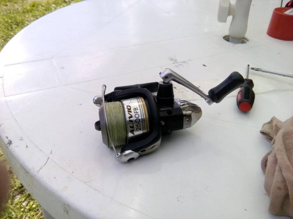 Смазка рыболовных катушек для спиннинга: как разобрать и чем смазать в домашних условиях, видео