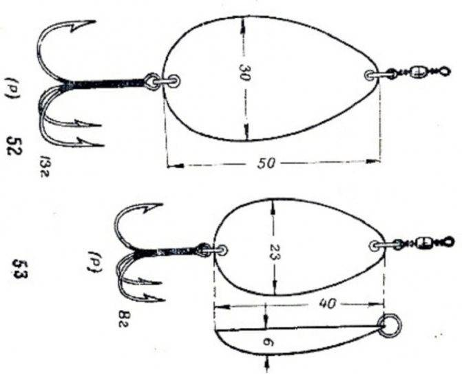 Самая уловистая блесна вертушка на щуку своим руками за 10 минут