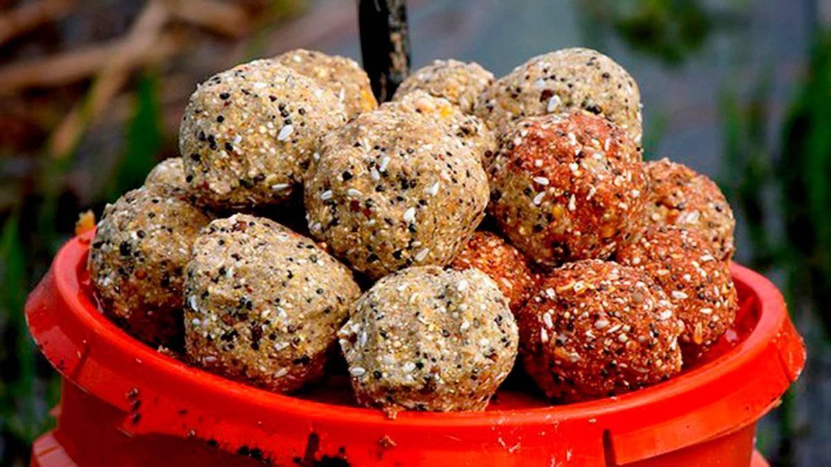 Прикормка на карася. простые рецепты прикормки на карася и карпа.