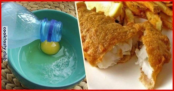 Кляр для отбивных — пошаговые рецепты приготовления со сметаной, майонезом, с соевым соусом или пивом
