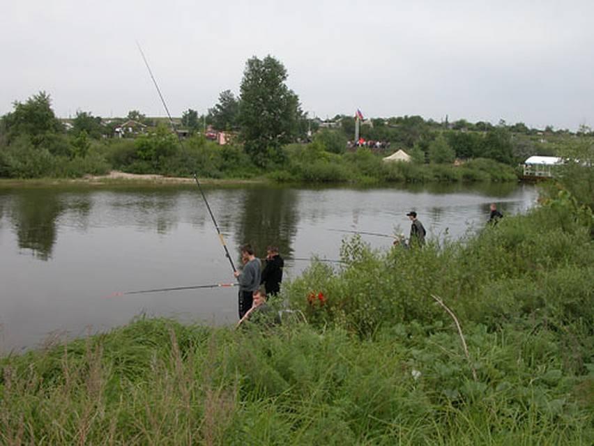 Список озер ростовской области