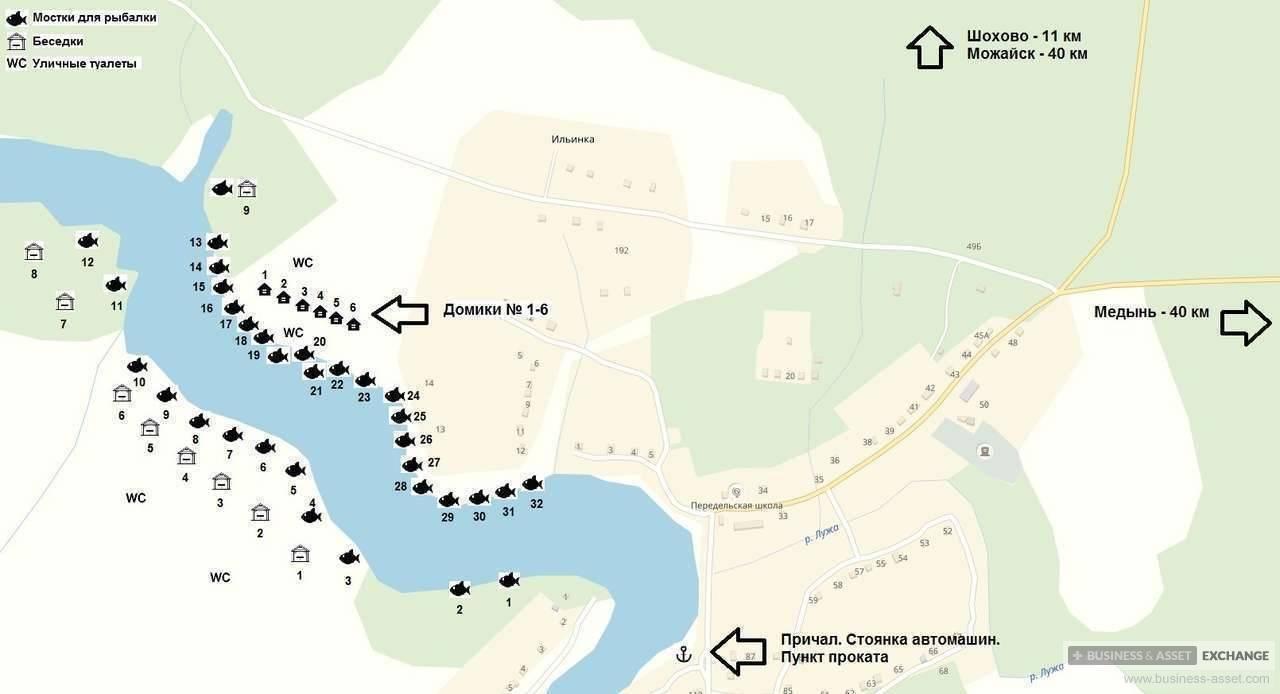 Платная рыбалка в калужской области — обзор платных водоемов