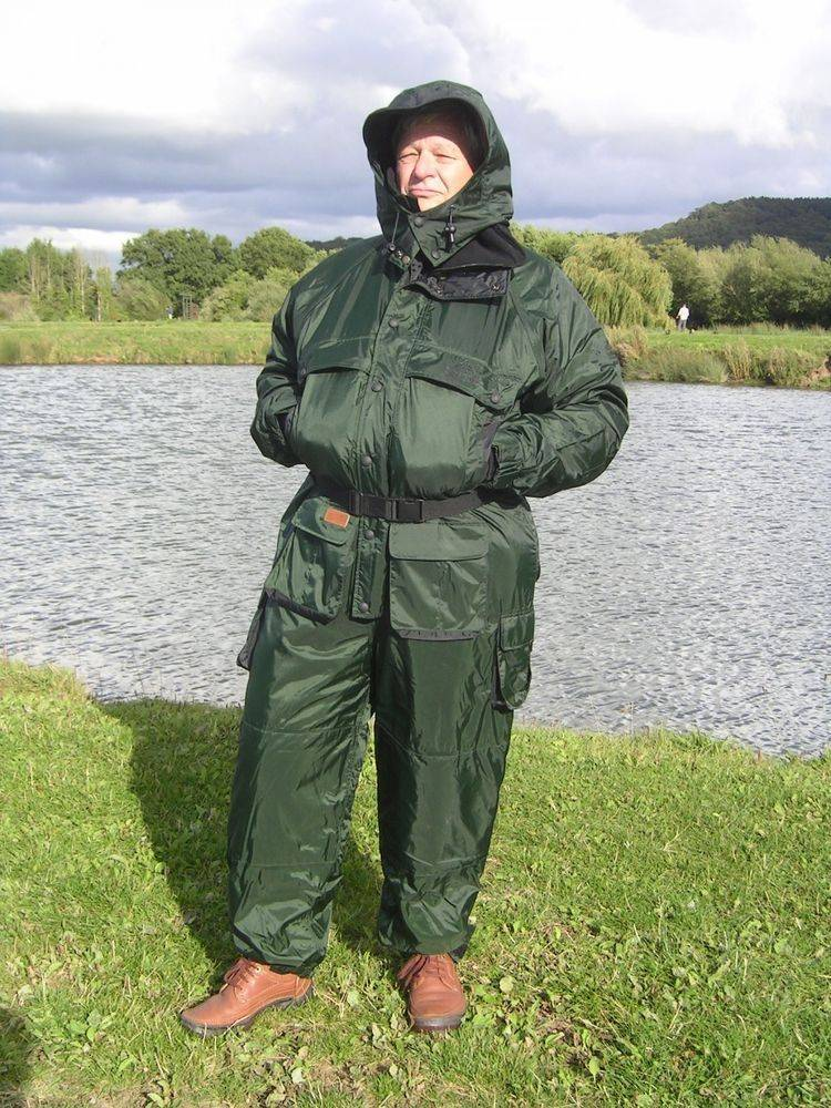 Костюм для зимней рыбалки омуль - про рыбалку