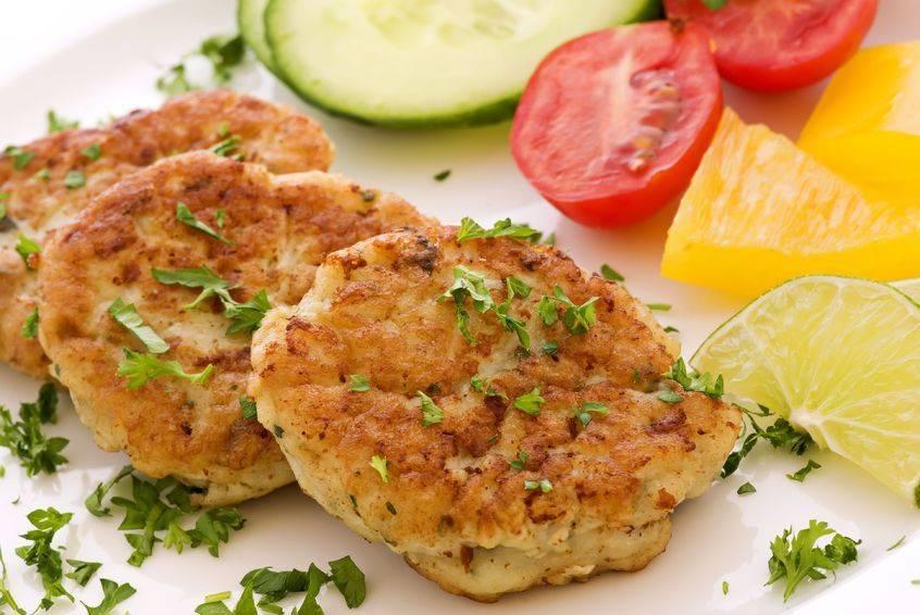 Пп рыбные котлеты: диетические рецепты
