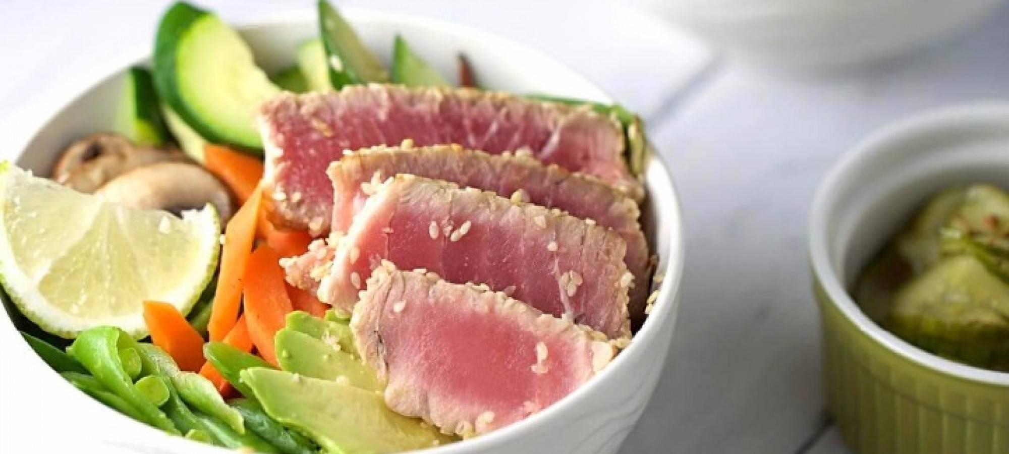 Сырой тунец: можно ли его безопасно есть? | пища это лекарство