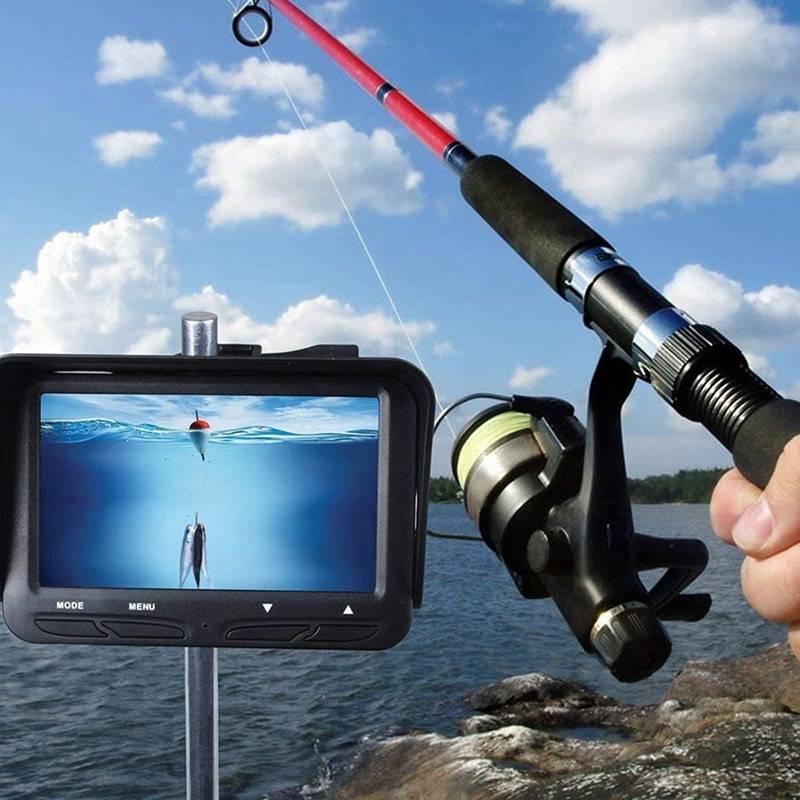 Беспроводная подводная камера для рыбалки: обзор лучших моделей, преимущества