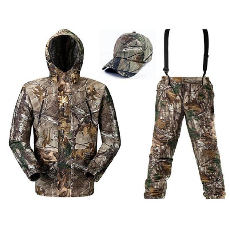 Выбираем демисезонный костюм для охоты