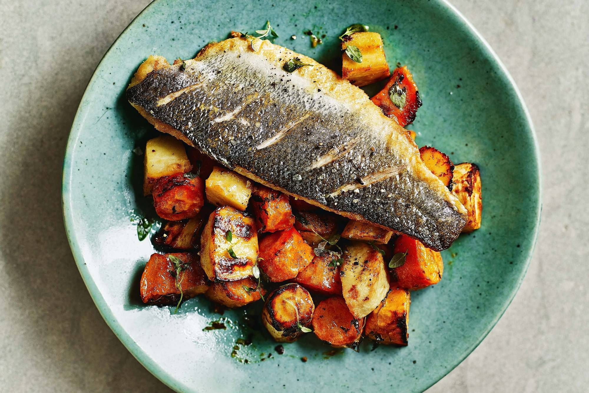 Гарнир к рыбе (жареной, запеченной, копченой) — рецепты, что лучше приготовить