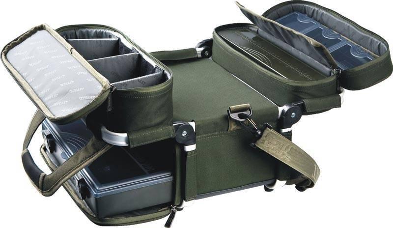 Транспортировка и хранение рыболовных снастей: сумки, чехлы, тубусы своими руками
