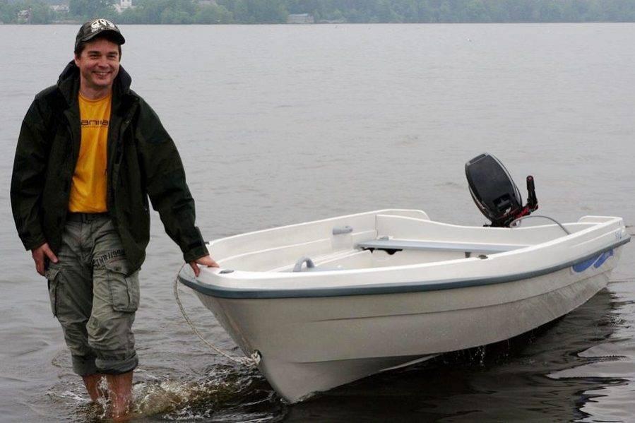 Стеклопластиковые лодки - купить лодку из стеклопластика