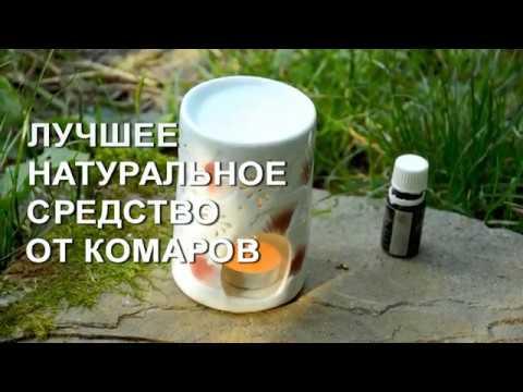 Готовим простое средство от комаров своими руками