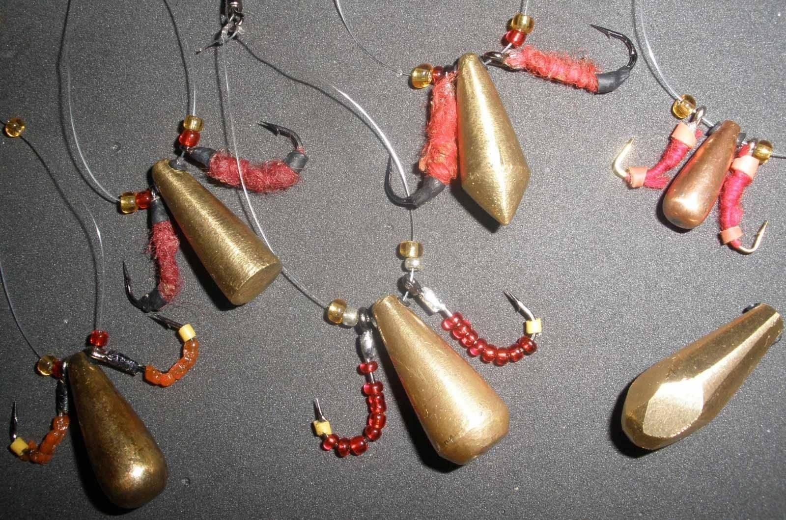 Ловля окуня зимой на балду и изготовление приманки