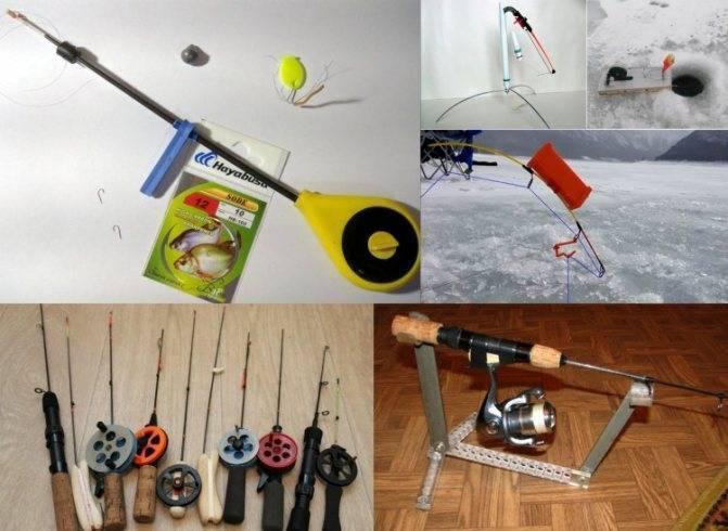 Изготовление зимней электронной удочки для рыбалки своими руками