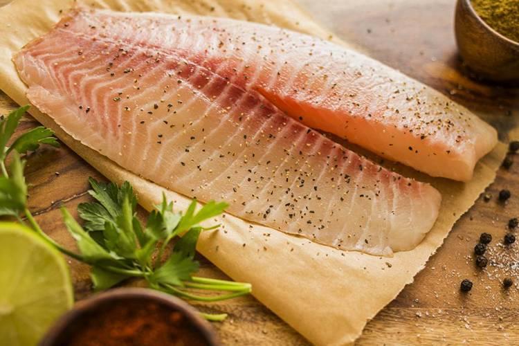 Рыба морской язык: польза и вред, калорийность, рецепты с фото