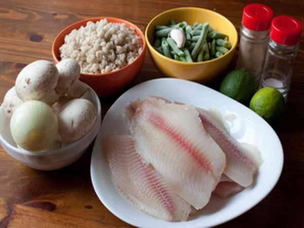 Тилапия — рецепты приготовления филе рыбы на сковороде