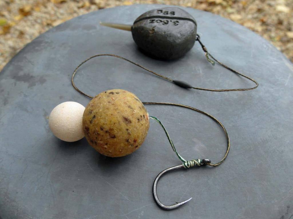 Ловля карпа на картофель