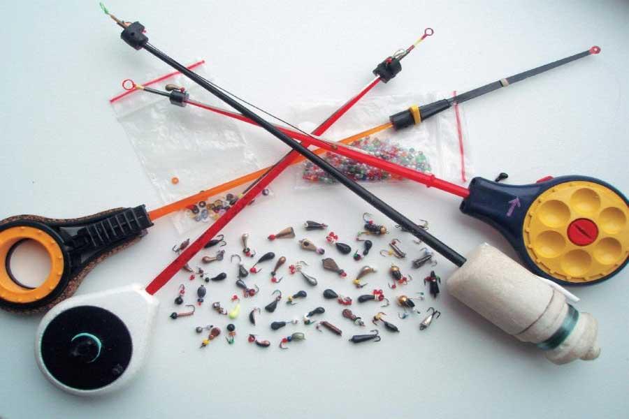 Снасть на окуня: оснащение зимней удочки для ловли на мормышку, оснастка удилища для рыбалки на блесну