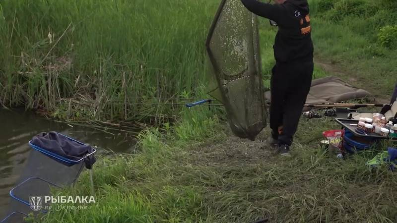 Ловля карпа ранней весной видео в украине