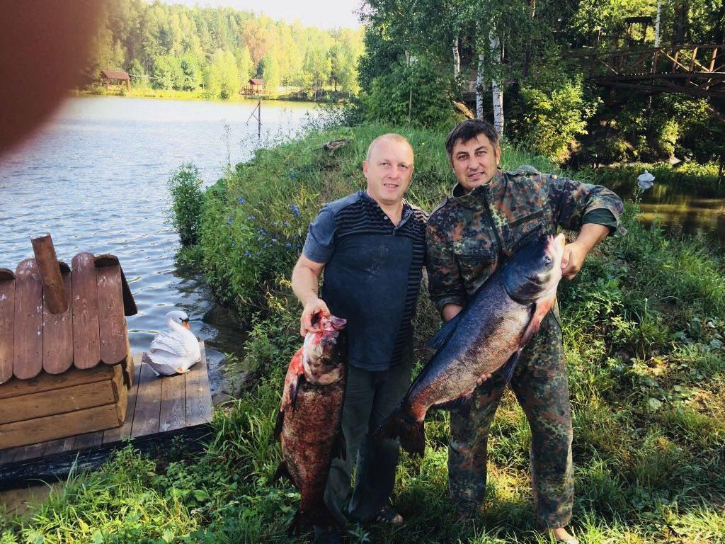 12 лучших рыболовных мест в ивановской области