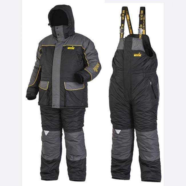 Как выбрать костюм-поплавок для зимней рыбалки: важные особенности изделия