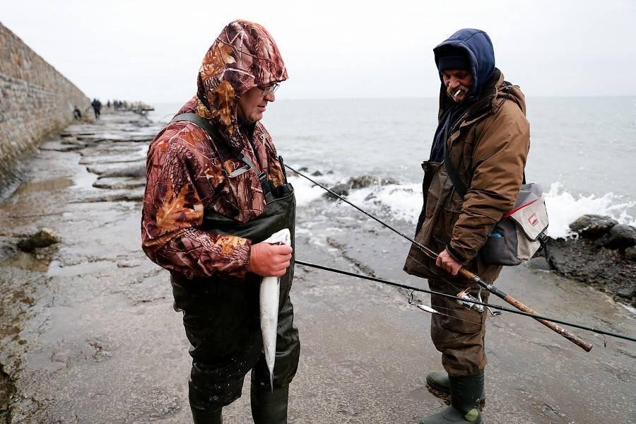 Рыбные места в калининградской области и калининграде