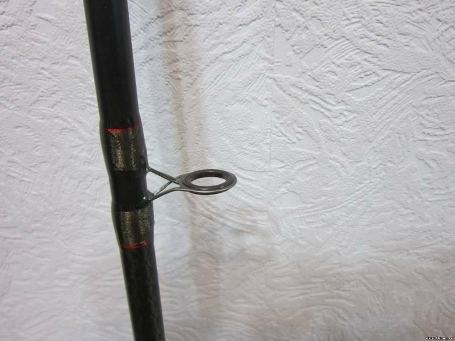 Ручки очень умелые (чиним поломанный спиннинг) - fish-club.net
