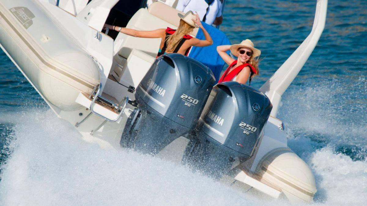 Выбираем подвесной лодочный мотор