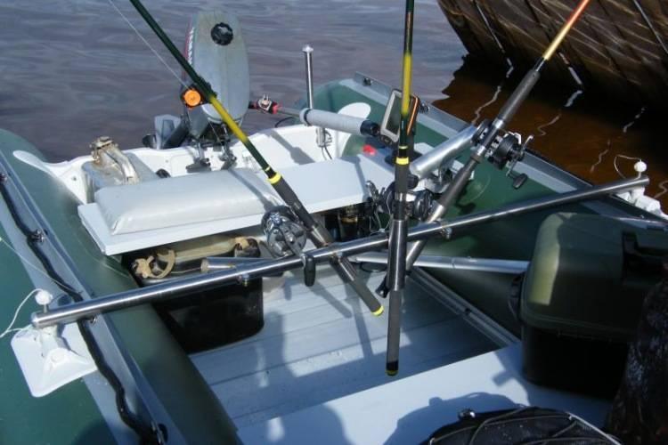 Как самому сделать тюнинг лодки пвх